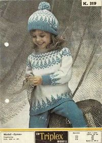 Baby Sweater Patterns, Baby Sweater Knitting Pattern, Fair Isle Knitting Patterns, Knit Baby Sweaters, Toddler Sweater, Knitted Baby Clothes, Girls Sweaters, Knitting Designs, Knitted Hats