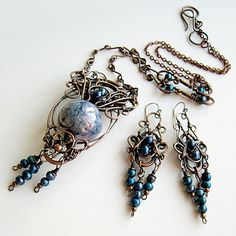Caishen Biżuteria Komplety anavilan