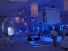 Yes, we're experts in experiential marketing, sponsorship activation and event production