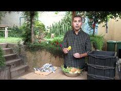 Turbine sua horta com humus feito em casa - YouTube