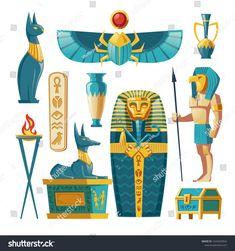 con geroglifici  30 cm bellissimo Vaso egiziano