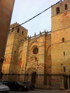 Catedral de Siguenza en Guadalajara