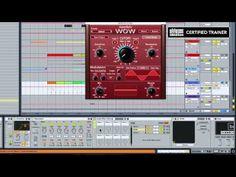 Neuro bass processing tutorial: Resonators, vowel filter, distortion