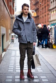 dr marten boots menswear Google Search   Dr martens outfit