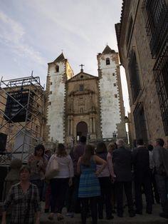 Iglesía de S.Fco Javier- centro de la SSanta