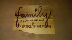 """""""A Link to the Past"""" Pallet Sign"""