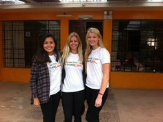 """Volunteer in Peru Cusco Madison Darbonne, Caleigh McCabe & Alexa Sinclair: Health Care and Children Program August 2014.  Alexa:""""A great program that allows the tools for growth. Safe and promising of an unforgettable time. Helping others is how we can prosper"""". Madison: """"Working with ABV has been a great experience – organized, affordable, and informative from the beginning. I have really enjoyed my experience with them. They allow people an affordable option in order to volunteer and…"""