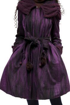 Little Witch's Secret Coat