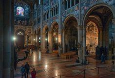Nave | Duomo di Parma, Italy