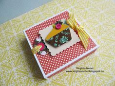 Bunches of Beautiful Boxes with Virginia Nebel -Project ideas using your Scor-Pal