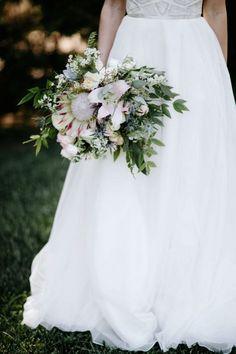 Crushing over this lush bridal bouquet #cedarwoodweddings   Kelly+Charlie :: 05.07.16   Cedarwood Weddings