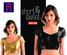 Short & Sweet: Shop from our variety of Keep Shopping, Designer Wear, Shop Now, Hanger, Blouses, Indian, Sweet, How To Wear, Candy