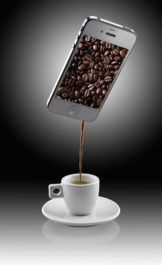 Is there an app for coffee?  If so, I need it!