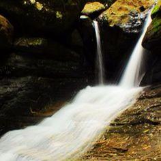 Love taking photos of waterfalls
