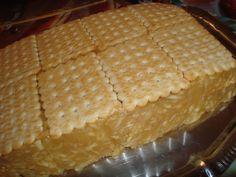 Prajitura cu mere si biscuiti - CAIETUL CU RETETE Tiramisu, Biscuit, Food And Drink, Bread, Cakes, Home, Sweet Treats, Biscuits, Breads