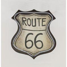 StylishLED Route 66 Sign