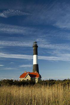 ✮ Fire Island Lighthouse