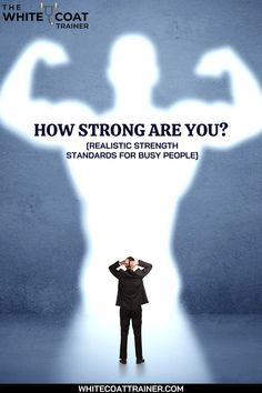 Do you have a tendency to compare yourself to others? Everyone does. Humans have a natural desire for competition. While you should never compare yourself to anyone for various reasons, it is interesting to know how you compare to your cohort. So how strong are you compared to the general population? In this post, we will go over realistic strength standards for both men and women. #howstrongareyou #strengthstandardsforwomen #strengthstandardsformen Best Gym Workout, Workout Plan For Men, Workout Plan For Beginners, Workout Plans, Strength Training Workouts, Body Workouts, Strength Program, Weighted Squats, Build Muscle Fast