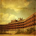 Haunted Places in America. This is Waverly Hills Sanatorium. Said to be one of the most haunted places in America.