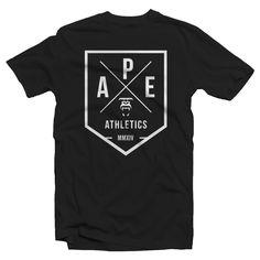 ApeAthletics HyperFit T-Shirt - DominAPE Black