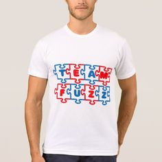 Team Fuzz Tshirt 2017 - diy cyo customize create your own personalize