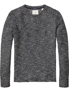 Bouclé Pullover | Pullovers | Men Clothing at Scotch & Soda