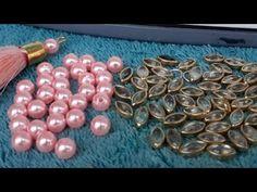 57 Ideas Embroidery Jewelry Diy For 2019 Silk Thread Necklace, Silk Thread Bangles, Thread Jewellery, Tassel Jewelry, Fabric Jewelry, Diy Jewelry, Beaded Jewelry, Handmade Jewelry, Jewelry Making