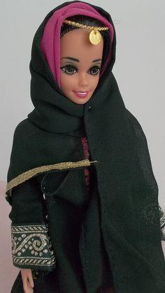 ARABIAN BARBIE