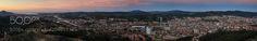 Gran Bilbao by AlbertoTorresAlves from http://500px.com/photo/204617185 - Uno de los mejores sitios que conozco para sacar panorámicas de Bilbao son las laderas del monte Arraiz. El Gran Bilbao siguiendo el recorrido del Río Nervión hasta su desembocadura con el nuevo San Mames las viviendas de Garellano o la Torre Iberdrola en primer plano. Siempre que el tiempo acompañe es todo un espectáculo ver anochecer desde la cima aunque conviene llevarse una linterna para la vuelta.   Esta…
