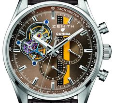 Zenith El Primero Chronomaster 1969 Cohiba Edition Watch