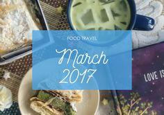 My food traveling adventure in March! #FoodTravel #Food #Foodie #FoodBlogger #FoodLover #Kuliner #KulinerSurabaya