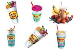 Smoothie King Recipes