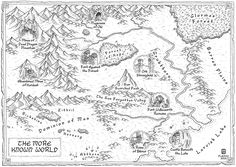 King's Challenge - map 2 - commission for author Lucas Zahn  © M.PLASSE 2015 - All rights reserved  Maxime Plasse drew two maps for me to be used in a book series. He presented the rights cession contract in an easy to read and simple format, making the process that much smoother. I gave him a quick sketch and he was able to turn it into something worthy of being used as the first page. I was not sure how to depict a few of the locations on the map, Maxime showed me examples and told me…