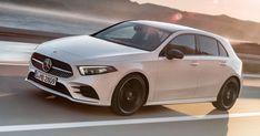 Αυτή είναι η νέα Mercedes A-Class