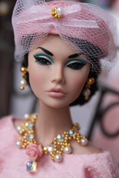 https://flic.kr/p/Gm343V | My dolls love pink | Poppy and Natalia are photographed in their romantic outfits by Alexandra Charton  and Ginny Liezert. The girls jewels are available on etsy. www.etsy.com/shop/IsabelleParisJewels