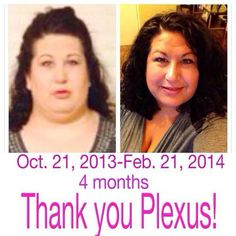 A #Plexus before and after... Plexus is changing lives!!! 60 day money back guarantee! Order now! Kristipughalexander.Myplexusproducts.Com