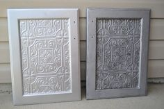 tile inset cabinet doors - Google Search