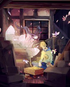Hikaru no Go, Fujiwara no Sai, Shindou Hikaru, Window, Shougi Hikaru No Go, Manga Anime, Anime Art, Go Game, Bishounen, Tsundere, Cartoon Movies, Awesome Anime, Touken Ranbu