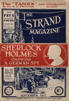 The Strand Magazine, vol. 65, no. 321, September 1917 | Flickr - Photo Sharing!