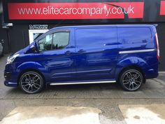 2015 15 Ford Transit Custom 2.2TDCi ( 125PS )  270 L1H1 Limited [ELITE EDITION]
