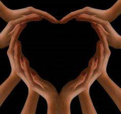 Heart of hands