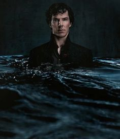 Always in deep waters, Sherlock.