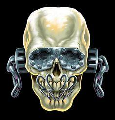 Vic Rattlehead (2009) Megadeth