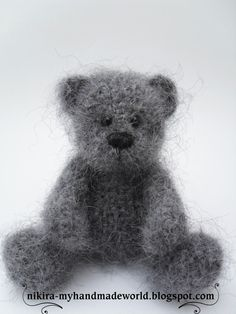 Amigurumi Teddy Bear - FREE Crochet Pattern / Tutorial