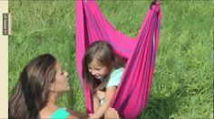 LA SIESTA Lori - Hammock Chair for Children - For ages 3 and up, can hold up to 175lbs.  Indoors or out, these are wonderful!