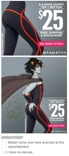 Hahahaha hella yes. I'm going to Dragon Con as Signless and I may just have to pose like this just because. Is it bad that when I updated my Signless cosplay I bought these pants like literally this style????? I am not ashamed. Sufferer needed swag