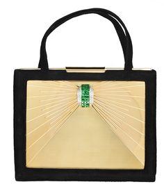Van Cleef & Arpels bag - 1934 - Radiant Minaudier - Art Deco \\