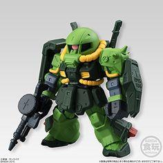 Gundam FW Gundam Converge 20 Mobile Suit Gundam Box/10, Toyarena