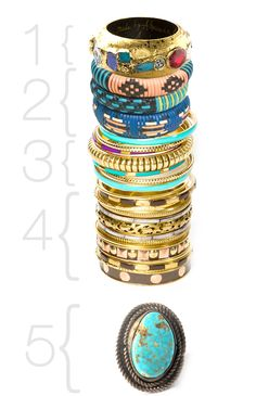 stacked: get the look