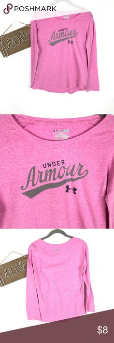 Under amour long sleeve top Youth xs light weight long sleeves shirt Under Armour Tops Tees - Long Sleeve